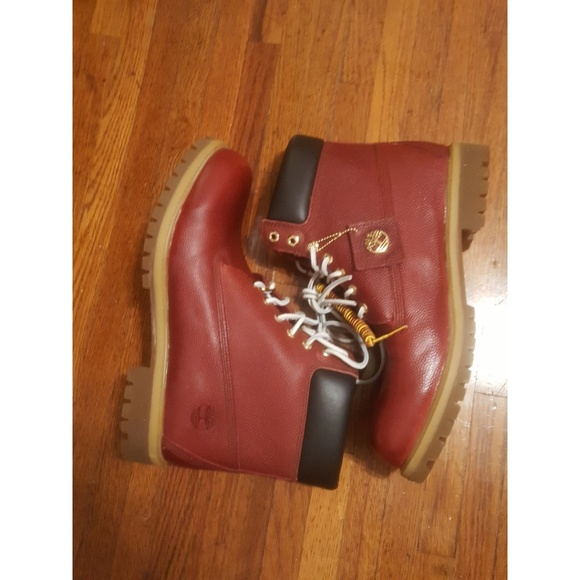 Timberland Other - LIMITED EDITION 50th Super Bowl Timberlands